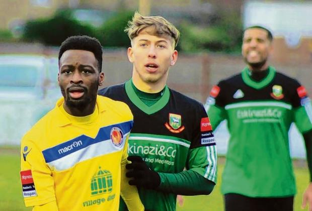 Witham Town hoping to have Emmanuel back on board
