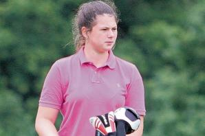 Stewart starts ball rolling for Colchester Golf Club's ladies