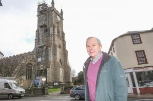 Money urgently needed to fund repairs to Halstead's church